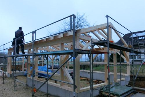 Holzbau Mertel.de